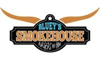 BLUEY'S FOR GREAT MEAL DEALS Choose from a great range of burgers, low and slowbarbecue platters and rolls and bar snacks PLUSkiddies meals from as little as $10. Open Wednesday to Sunday for lunch and dinner.